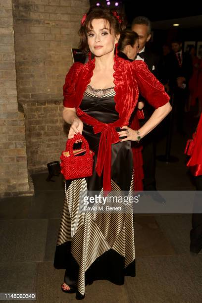 Helena Bonham Carter attends the Save The Children Centenary Gala at The Roundhouse on May 09 2019 in London England