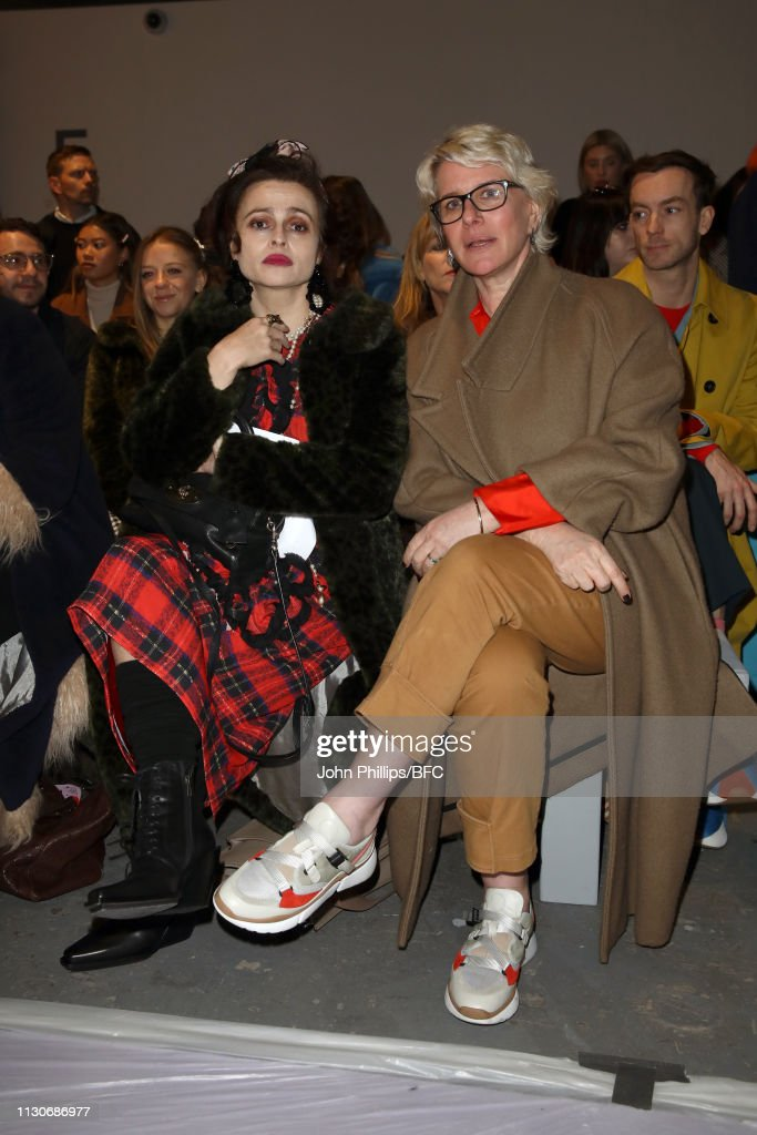 GBR: Shrimps - Front Row - LFW February 2019