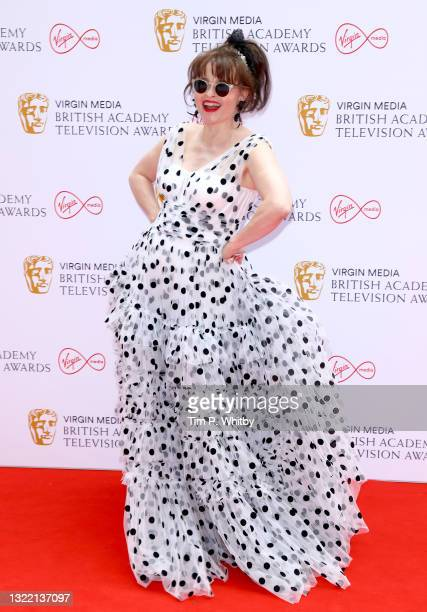 Helena Bonham Carter attends the Virgin Media British Academy Television Awards 2021 at Television Centre on June 06, 2021 in London, England.