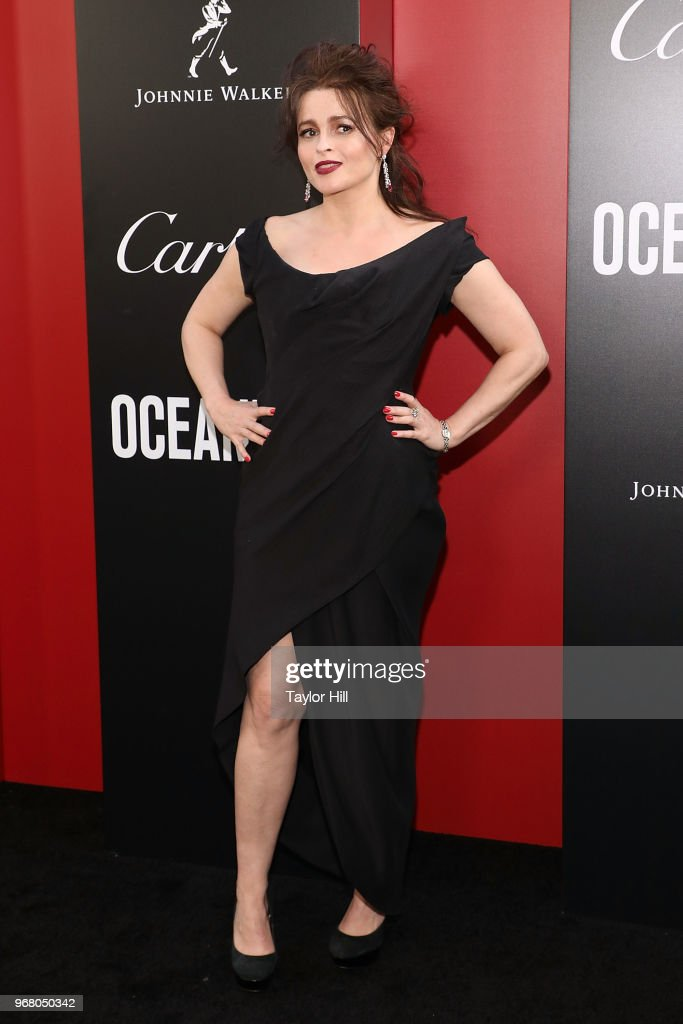 Helena Bonham Carter attends the world premiere of 'Ocean's 8' at Alice Tully Hall at Lincoln Center on June 5, 2018 in New York City.