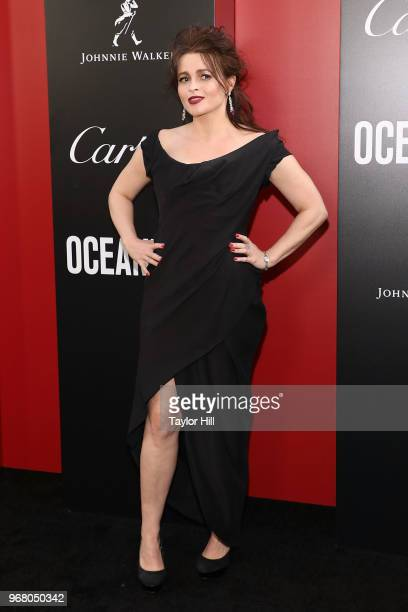 Helena Bonham Carter attends the world premiere of Ocean's 8 at Alice Tully Hall at Lincoln Center on June 5 2018 in New York City