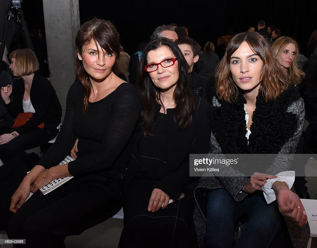 Edun - Front Row - Mercedes-Benz Fashion Week Fall 2015