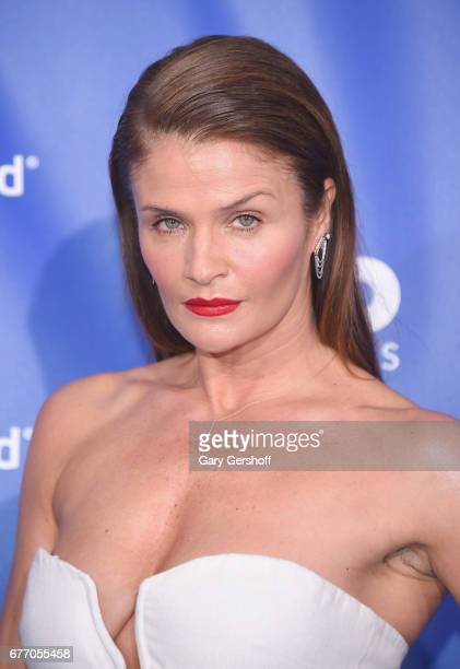 Helena Christensen attends the Planned Parenthood 100th Anniversary Gala at Pier 36 on May 2 2017 in New York City