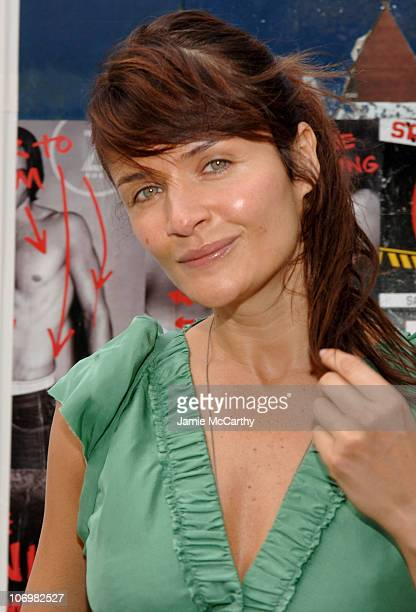 Helena Christensen during 13th Annual Kids for Kids Celebrity Carnival to Benefit the Elizabeth Glaser Pediatric AIDS Foundation Arrivals at...