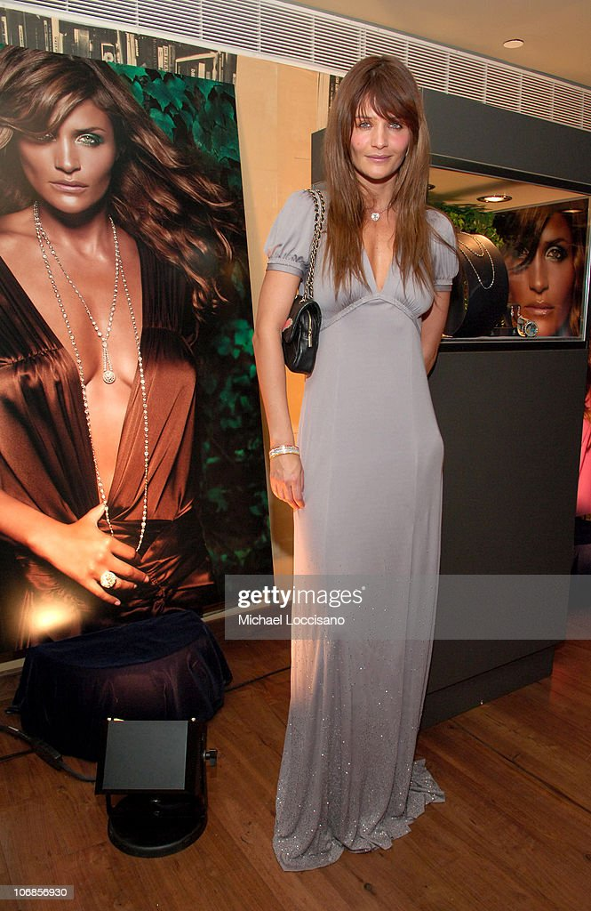Jacob & Co. and Helena Christensen Celebrate the New Ad Campaign and Ladies