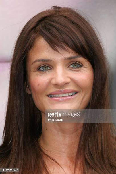 Helena Christensen joins Erin O'Connor and Jamelia to Launch ModelMe a range of designer hair care products in partnership with Toni Guy at a...
