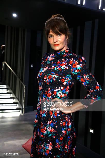 "Helena Christiansen attends ""Serendipity"" New York Screening at Quad Cinema on October 15, 2019 in New York City."
