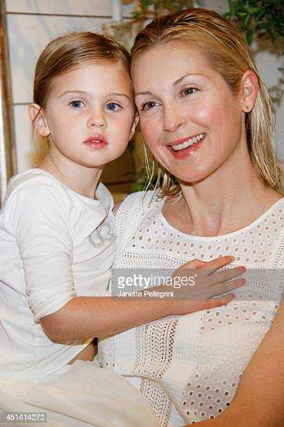 Helena Giersch and Kelly Rutherford attend Hampton Magazine Celebration of The Club Monaco Southampton Store Opening on June 28 2014 in Southampton