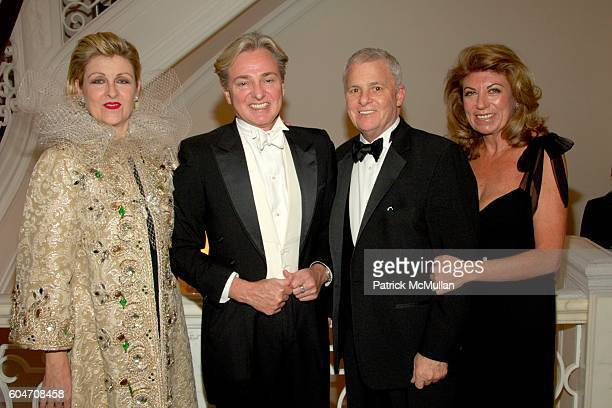 Helena Lehane Geoffrey Bradfield Ted Price and Lisa Price attend Geoffrey Bradfield's Birthday Celebration at Private Residence on September 21 2006...