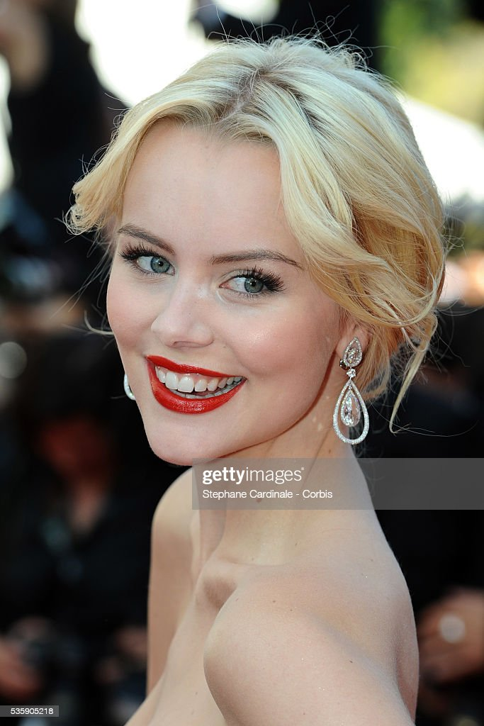 Helena Mattsson at the Premiere for 'Biutiful' during the 63rd Cannes International Film Festival.