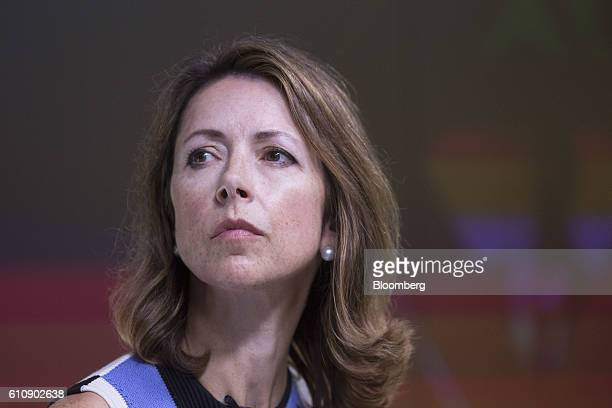 Helena Morrissey advisor at Newton Investment Management Ltd pauses during the Bloomberg Markets Most Influential Summit in London UK on Wednesday...