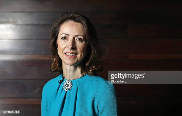 Helena Morrissey chairman of Newton Investment Management Ltd poses for a photograph during the Women In Finance Summit in London UK on Tuesday Jan...