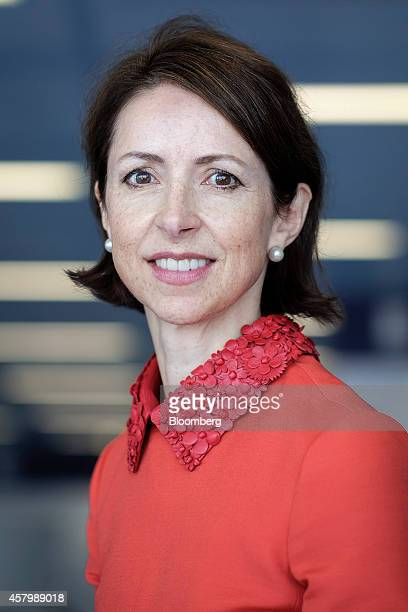 Helena Morrissey founder of the 30 Percent Club and chief executive officer of Newton Capital Management poses for a photograph following a Bloomberg...