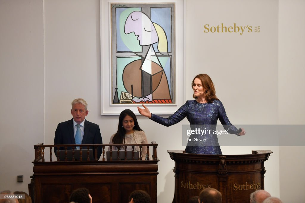 Sotheby's Impressionist & Modern Art Evening Sale