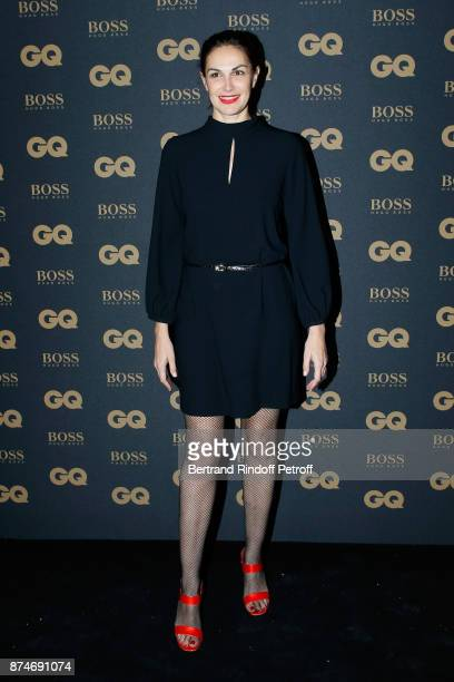 Helena Noguerra attends the GQ Men of the Year Awards 2017 at Le Trianon on November 15 2017 in Paris France