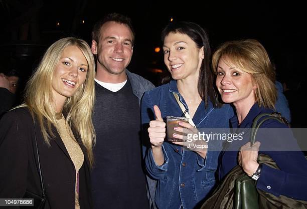 Helena Petterssen, Ed Kerr, Nancy Pimental and Louise Ward
