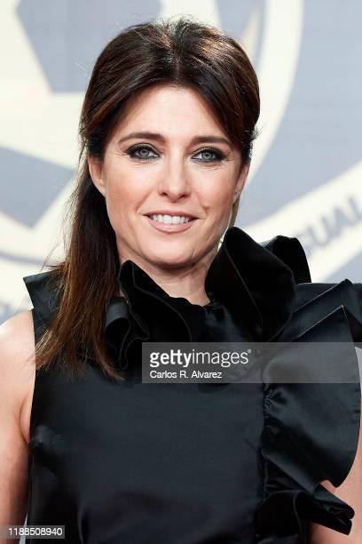 Helena Resano attends 'Iris Academia de Television' awards at Nuevo Teatro Alcala on November 18 2019 in Madrid Spain