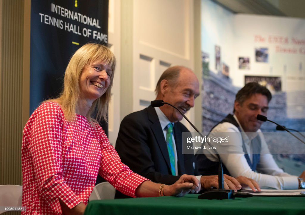 International Tennis Hall of Fame Class of 2018 Induction Ceremony
