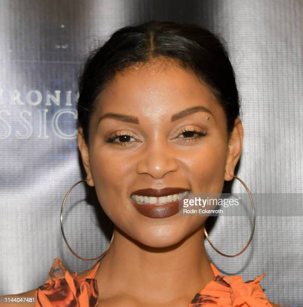 HelenaAlexis Seymour attends the Chronicles of Jessica Wu Season 2 premiere at SAGAFTRA Foundation Screening Room on April 20 2019 in Los Angeles...