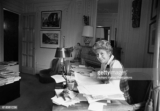 Helene Carrere d'Encausse is a French scholar and historian who wrote L'Empire eclate in 1978. She was elected permanent secretary of the Academie...
