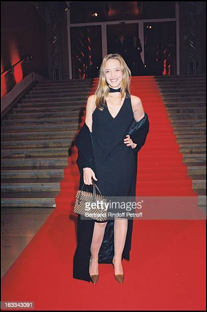 Helene De Fougerolles at theGala Evening Celebrating Nouvelle Vague Cartier At Palais De Chaillot In Paris In 2000