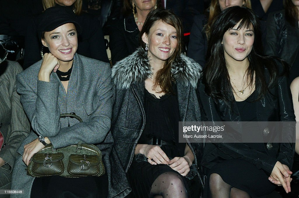 Paris Fashion Week Fall/Winter 2007 - Christian Dior - Front Row and Backstage