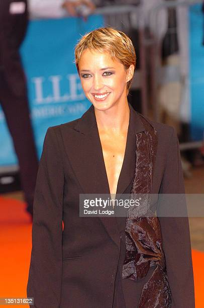 """Helene De Fougerolles during 32nd Deauville Film Festival - """"World Trade Center"""" - Premiere at Deauville Film Festival in Deauville, France."""