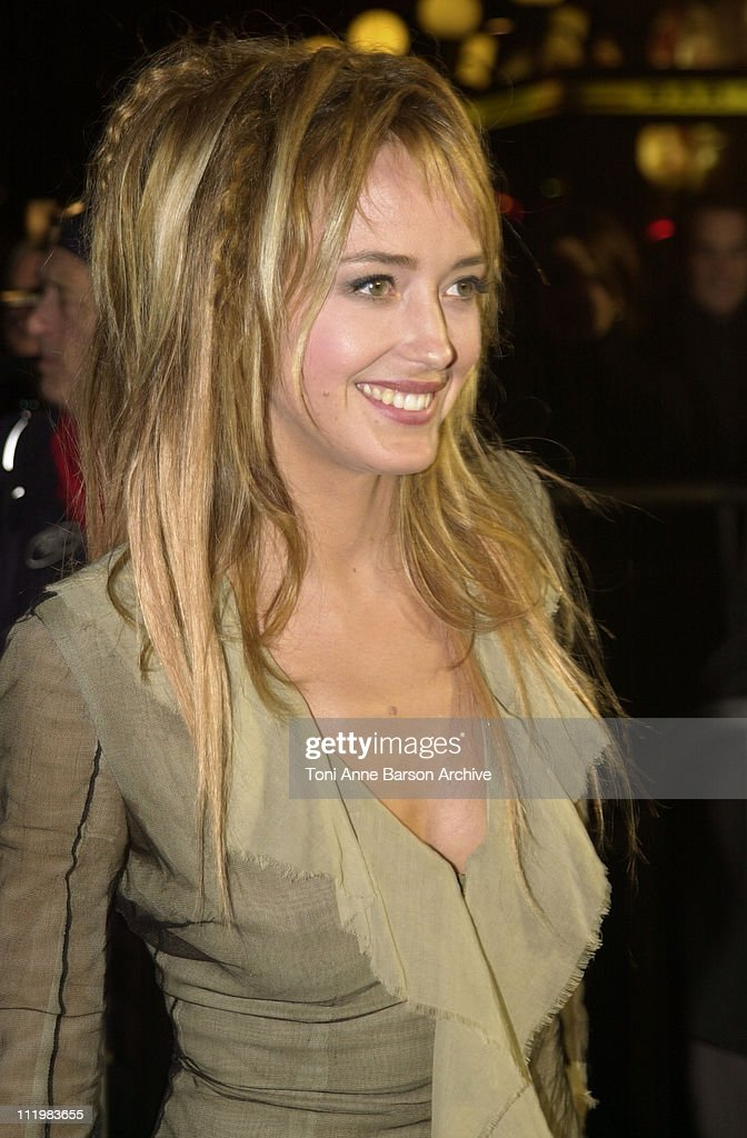 Cesar Awards Ceremony 2002 - Arrivals