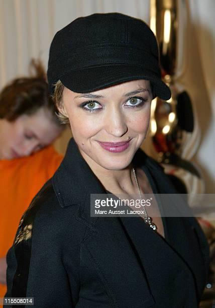 "Helene de Fougerolles during TV TPS Star Celebrates 1000th Episode of its Program ""Star"" - December 11, 2006 in Paris, France."