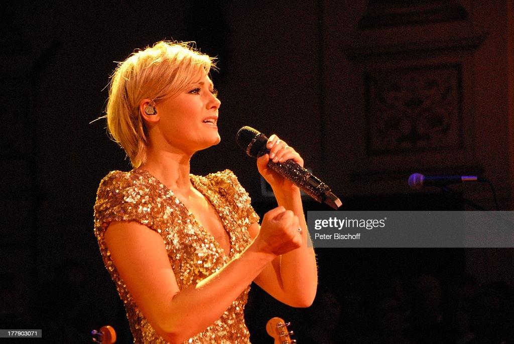 Helene Fischer , MDR-Live-Konzert bei 7