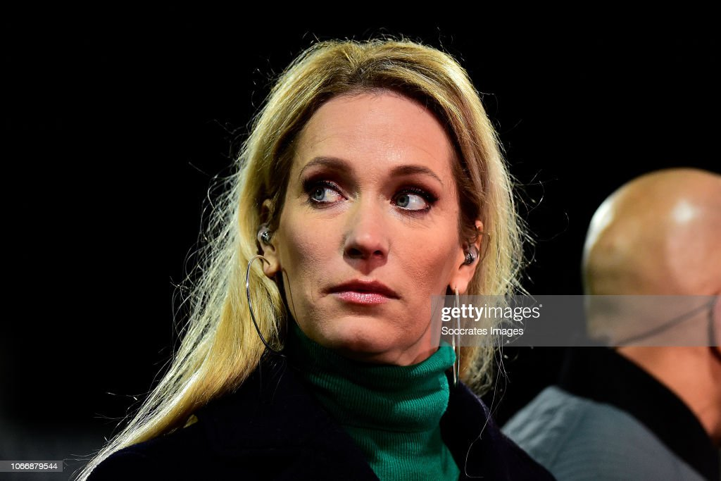 Helene Hendriks Of Fox Sports During The Dutch Eredivisie Match News Photo Getty Images