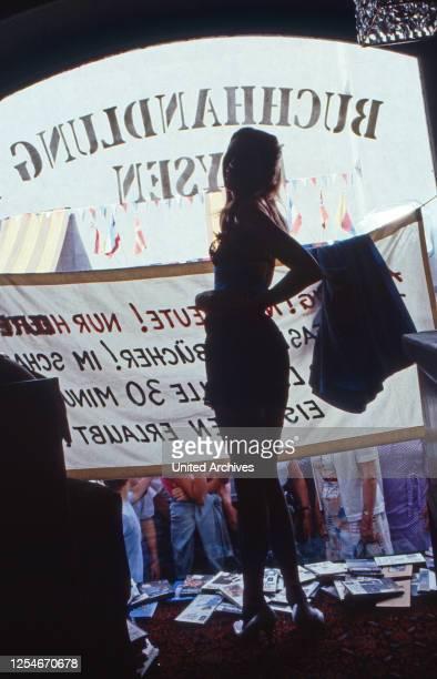 Helga und die Nordlichter, Episode: Heiße Ware für Kenner, Fernsehserie, Deutschland 1984, Regie: Marcus Scholz, Darsteller: Helga Feddersen.