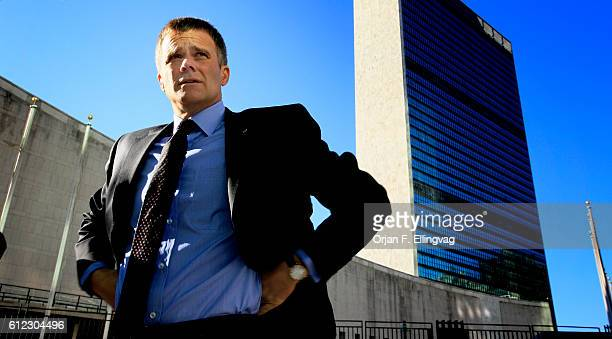 Helge Lund Stock Photos and Pictures   Getty Images