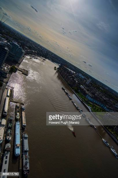 Helicopter Aerial Views