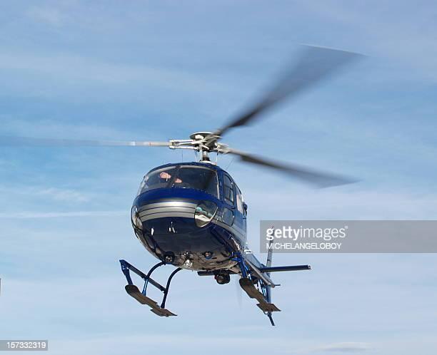 ヘリコプターのナビゲーション
