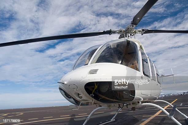 helicopter - helicopter rotors stock photos and pictures