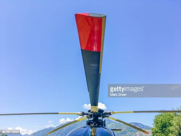 helicopter rotors - helicopter rotors stock photos and pictures