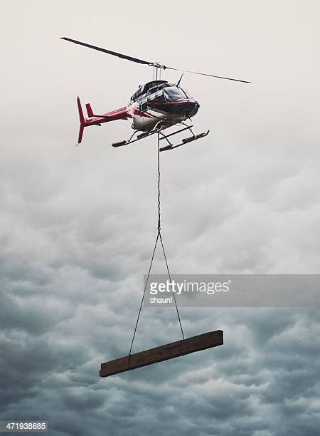 helicopter supply drop - helicopter photos stock pictures, royalty-free photos & images