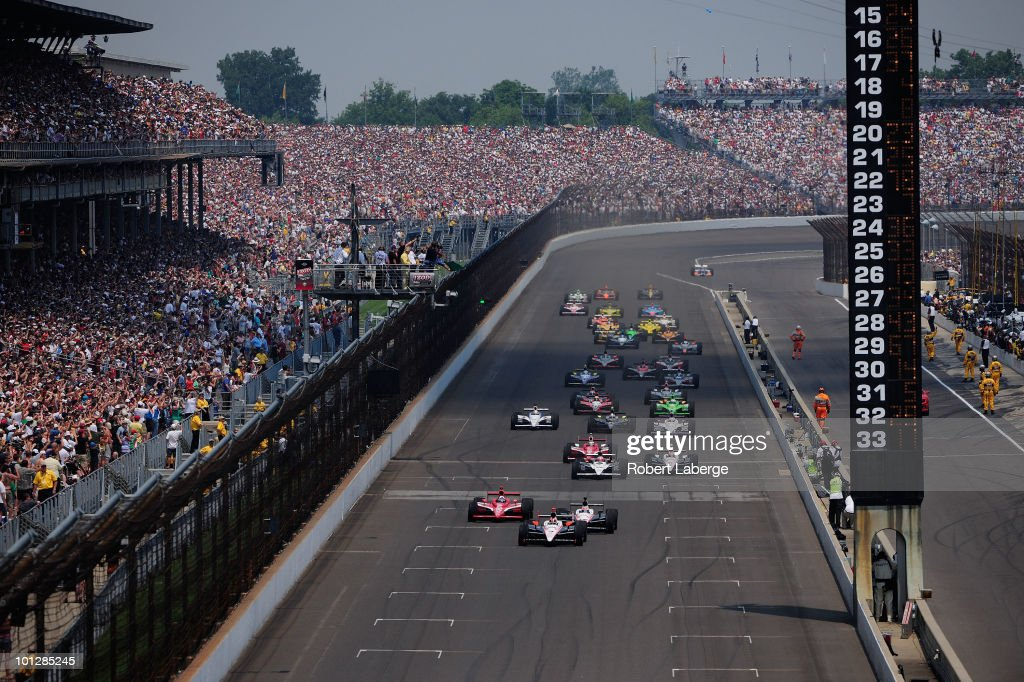 Indianapolis 500 : News Photo