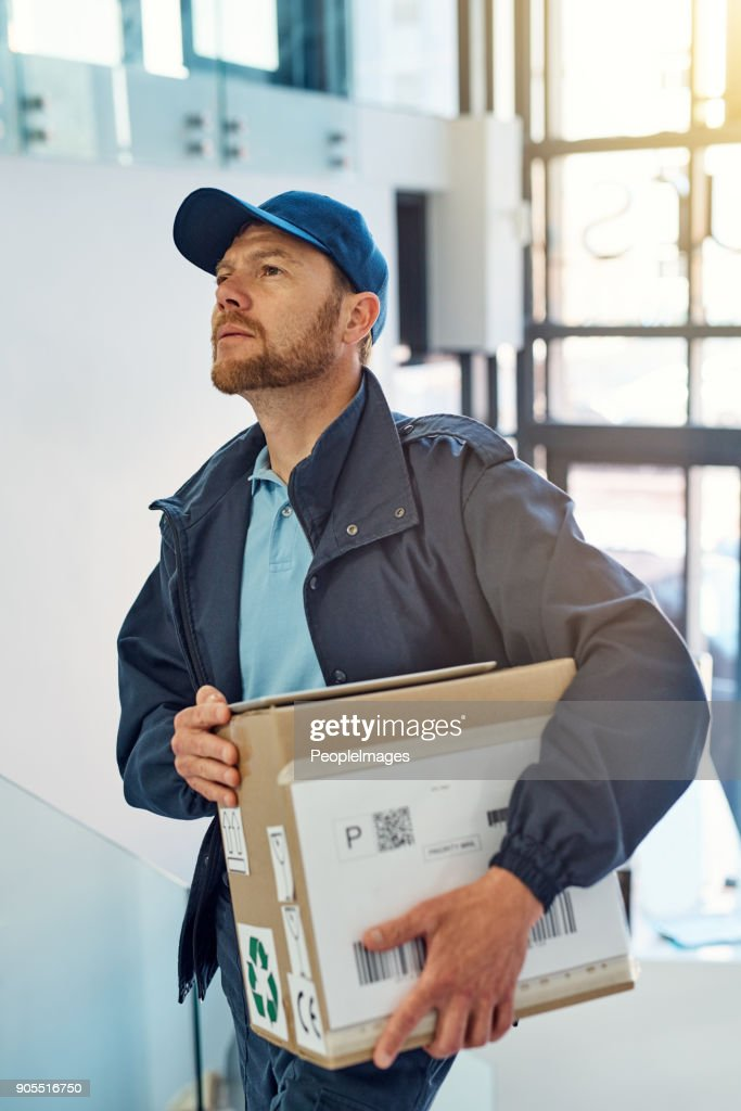 He'll come straight to you : Stock Photo