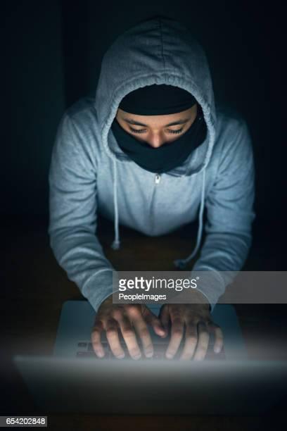 He'll crack that code
