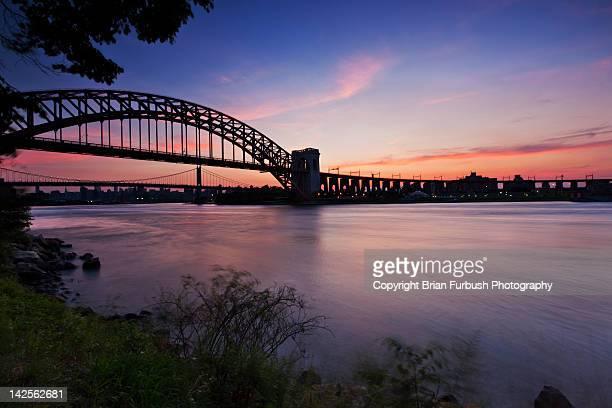 Hell Gate Bridge