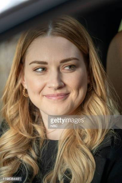 """Hell of a Week: Part Two"""" Episode 412 -- Pictured: Alexandra Breckenridge as Sophie --"""
