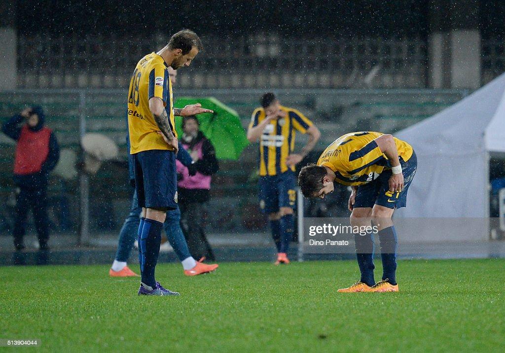 Hellas Verona FC v UC Sampdoria - Serie A : News Photo