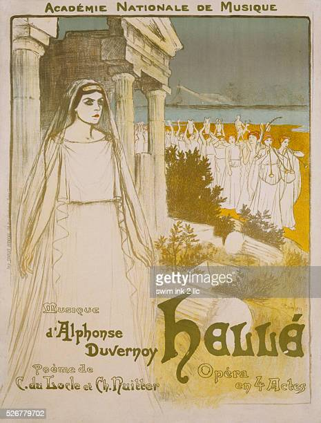 Helle Poster by Theophile Alexandre Steinlen