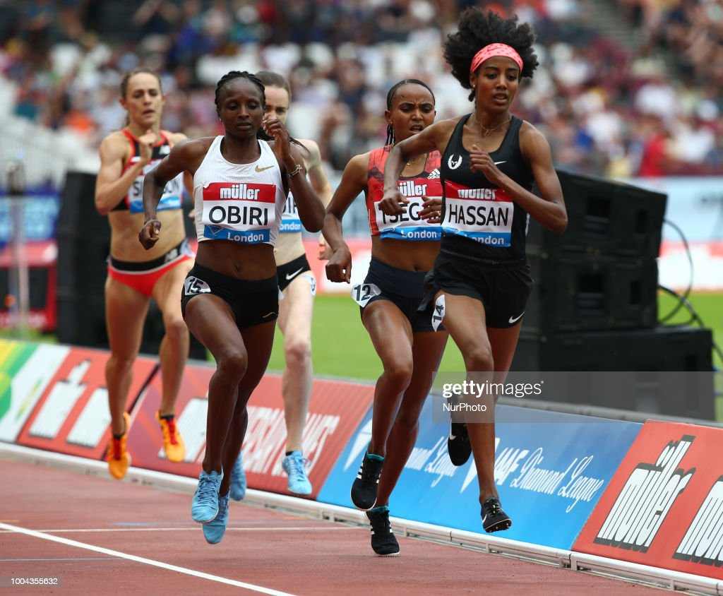 Muller Anniversary Games 2018 - Day Two : News Photo