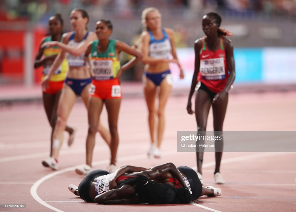 17th IAAF World Athletics Championships Doha 2019 - Day Nine : News Photo