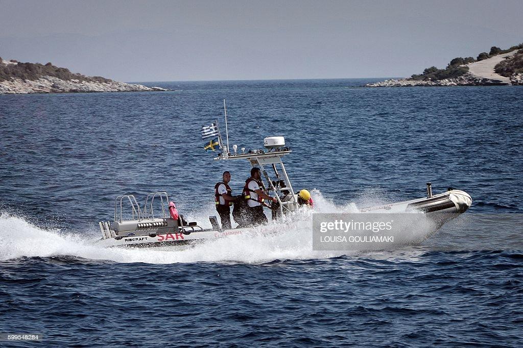 GREECE-MIGRANTS-EUROPE-UNHCR-AWARD : News Photo