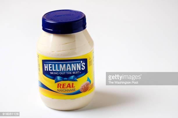 WASHINGTON DC Hellmans Mayonnaise photographed in Washington DC
