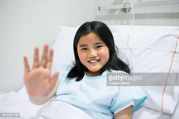 Hello I'm in Hospital